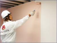 外壁塗装の塗料について