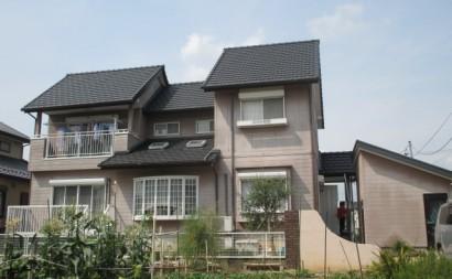 幸田町外壁断熱塗装工事