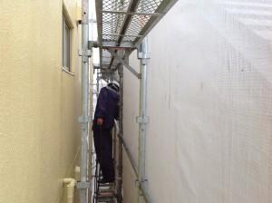西尾市アパート、マンション塗装工事