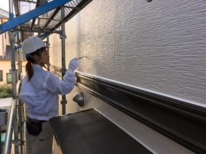 西尾市外壁、屋根フッ素塗装