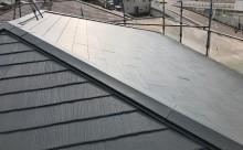 岡崎市外壁、屋根超低汚染遮熱塗装