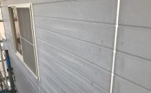愛知県三河遮熱ブルーグレー塗装