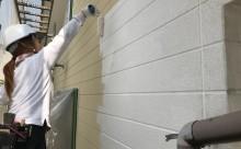 愛知県西尾市外壁アステック遮熱塗装