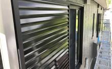 三河西尾市外壁濃色塗替え塗装