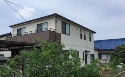 西尾市富士ハウス塗替え塗装