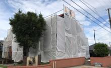 三河西尾市パナホーム塗替え塗装