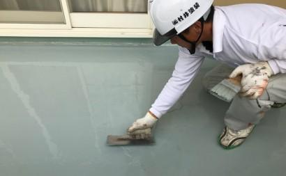 西三河防水工事