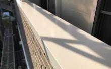 西三河外壁フッ素塗装