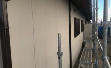 西三河ガイナ塗装、木部洗い保護材