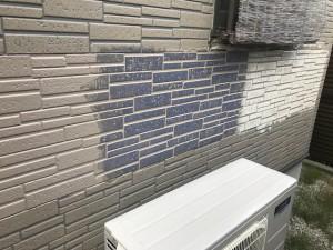 西三河西尾市多彩模様塗装