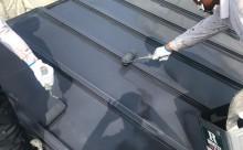 西三河東三河西尾市碧南市安城市岡崎市外壁屋根遮熱シリコン塗装汚れ錆色褪せ欠けひび割れ上塗り