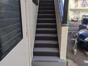 西尾市、碧南市階段防水塗装