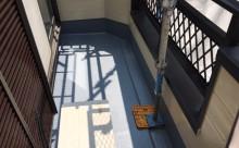 三河、西尾市ベランダ床塗装