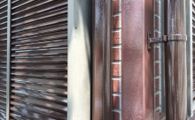 三河、西尾市付帯塗装