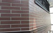 三河、西尾市外壁意匠柄塗装