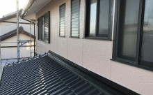 西尾市、幸田町外壁遮熱塗装