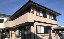 西尾市、安城市、外壁超低汚染リファイン1000Si-IR塗装