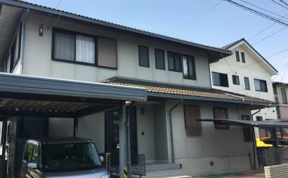 碧南市外壁屋根遮熱塗装