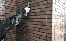 西尾市外壁保護塗料仕上げ