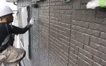 西三河積水ハイム外壁塗替え塗装