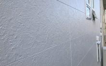 西三河外壁塗装白色アステック