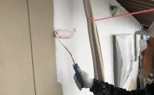 西三河ガイナ塗装、木洗い保護材