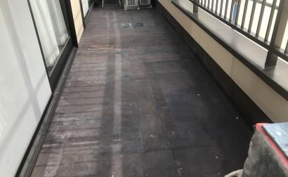 西三河 防水工事