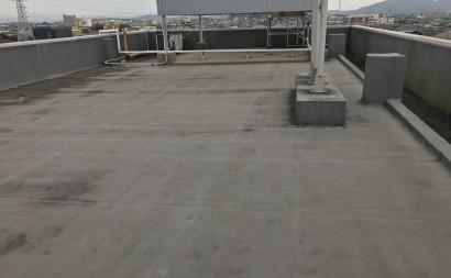 西三河ビル屋上ウレタン防水(通気緩衝工法)
