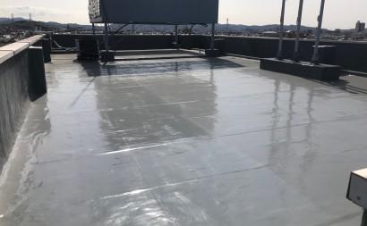 西尾市屋上防水 通気緩衝工法