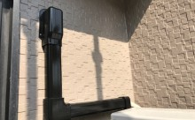 西三河外壁アステック、フッ素塗装