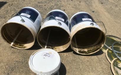 西三河外壁調停汚染無機フッ素塗装色あせ