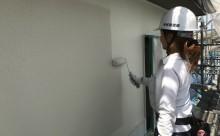 西尾市外壁塗装遮熱フッ素色あせ欠けひび割れ汚れ艶
