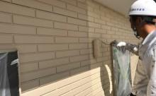 西三河西尾市外壁無機フッ素塗装汚れ欠けひび割れ