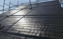 西三河西尾市屋根塗装遮熱フッ素色あせ欠け汚れ