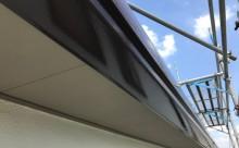 東三河西三河西尾市碧南市安城市岡崎市外壁塗装超低汚染無機フッ素塗装屋根4Fフッ素樹脂高耐候遮熱変退色防止軒天破風鼻隠し