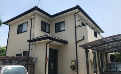 西三河西尾市センチュリーホームフッ素塗装遮熱