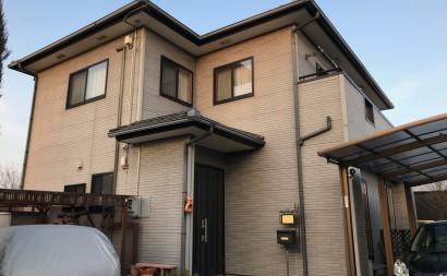 西三河東三河超低汚染無機フッ素塗装外壁付帯部ひび割れ色褪せ欠け汚れ