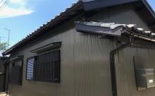 西三河東三河西尾市碧南市安城市岡崎市外壁屋根遮熱シリコン塗装汚れ錆色褪せ欠けひび割れ施工後