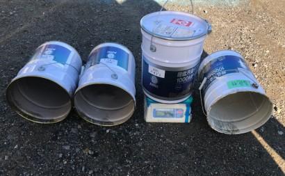 愛知県西尾市碧南市岡崎市安城市外壁超低汚染無機フッ素塗装屋根ガイナ塗装色褪せクラック汚れシール割れ上塗り使用後