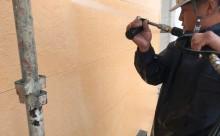 愛知県岡崎市西尾市外壁塗装超低汚染遮熱シリコン塗装屋根塗装超低汚染遮熱フッ素塗装色褪せシール割れクラック欠け苔汚れ洗浄