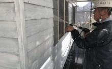 愛知県西三河西尾市安城市外壁塗装耐候性保護塗装屋根塗装色褪せ傷みひび割れクラック汚れ外壁洗浄