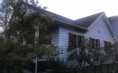 愛知県西三河西尾市安城市外壁塗装屋根塗装太陽光高反射遮熱塗装色褪せ欠けクラック汚れ施工前