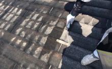 愛知県岡崎市西尾市外壁塗装超低汚染遮熱シリコン塗装屋根塗装超低汚染遮熱フッ素塗装色褪せシール割れクラック欠け苔汚れ屋根プライマー1回目
