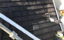 愛知県西三河西尾市安城市屋根塗装太陽光高反射遮熱塗装色褪せ欠けクラック汚れプライマー