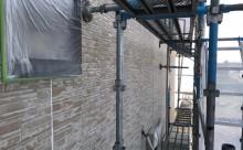 愛知県西三河東三河西尾市外壁塗装超低汚染遮熱シリコン塗装外壁修繕汚れひび割れ欠けクラック色褪せ現状