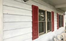 愛知県西三河西尾市安城市外壁塗装耐候性保護塗装屋根塗装色褪せ傷みひび割れクラック汚れ外壁現状