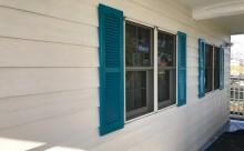 愛知県西三河西尾市安城市外壁塗装耐候性保護塗装屋根塗装色褪せ傷みひび割れクラック汚れ外壁完成
