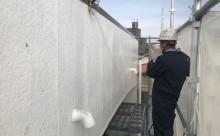 愛知県西三河東三河西尾市店舗外壁塗装屋根塗装外壁耐候性シリコン塗装屋根超低汚染遮熱シリコン塗装傷み汚れ割れクラック色褪せ欠け外壁施工洗浄