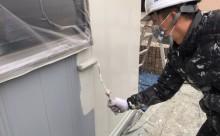 愛知県西三河東三河西尾市倉庫塗装外壁高反射遮熱シリコンサーモアイSi屋根ガイナ遮断熱セラミック色褪せ汚れ錆サビ雨垂れ剥がれ外壁中塗り