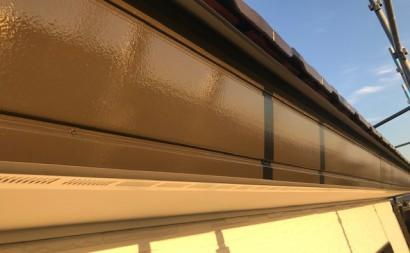 愛知県西三河東三河西尾市外壁塗装超低汚染遮熱シリコン塗装外壁修繕汚れひび割れ欠けクラック色褪せ既設雨樋撤去破風鼻隠し塗装エポキシ塗装完了